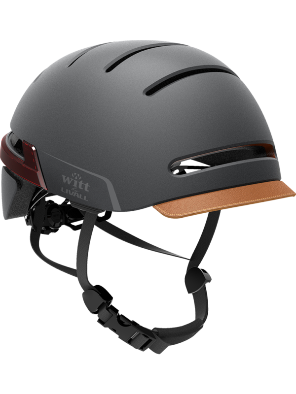 Smart hjelm til at sikre en høj sikkerhed og komfort